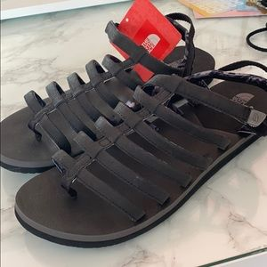 NorthFace Camp Gladi Strapped Sandals